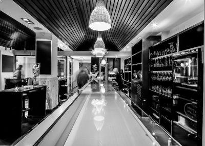Desarrollo de proyecto de interiorismo – Restaurante 5 Gustos La Cocina de Palmira Soler