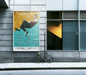 Cartel - Campaña de publicidad - Sala Central Lechera (Septiembre-Diciembre 2017)