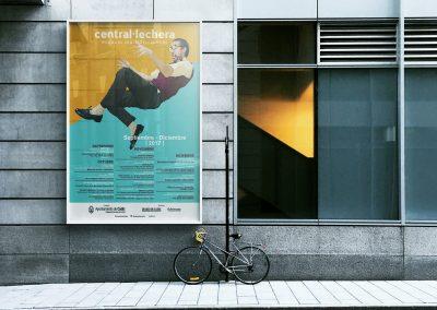Campaña de publicidad – Sala Central Lechera (Septiembre-Diciembre 2017)