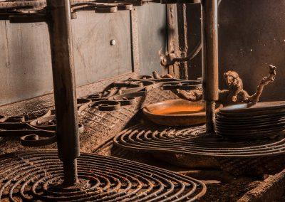 Brasas apagadas - Proyecto de fotografia - Centro de promoción enogastronómica de la provincia de Valladolid