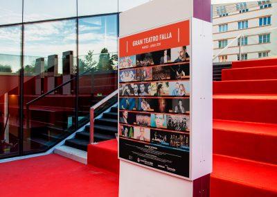 Campaña de publicidad – Gran Teatro Falla (Marzo – Junio 2018)