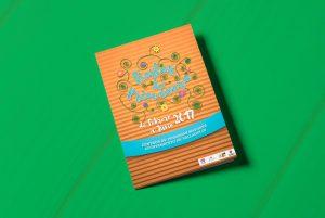 Propuesta V2 Díptico portada - Fiestas de Primavera Centro de Mayores (Valladolid) (2018)