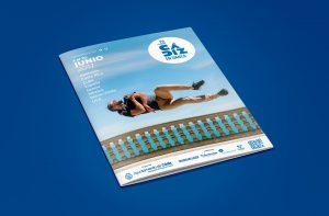 Librillo portada - Campaña de publicidad - XVI Festival Internacional Cádiz en Danza