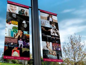 Lonas - Campaña de publicidad - Gran Teatro Falla (Marzo - Junio 2017)