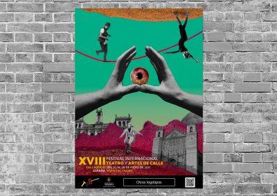 Propuesta de campaña de publicidad – TAC 2017 Valladolid