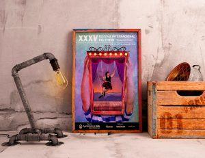 """Propuesta alternativa - Campaña de publicidad - XXXV Festival Internacional del Títere """"Ciudad de Cádiz"""""""