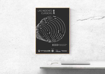 Campaña de publicidad – Las Noches Clásicas 2018