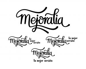 Variantes claim - Diseño de identidad visual corporativa - Logotipo Mejoralia