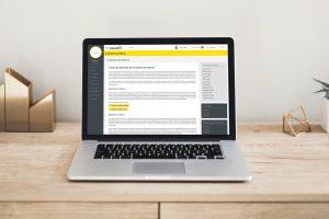 Detalle simple (PC) - Diseño web - Portal Grupo MasMovil