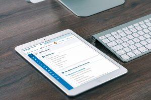 Home (Tablet) - Diseño web - Intranet Tribunal de Cuentas de Madrid