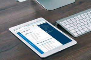 Home (Tablet) (Sidebar derecho abierto expandido) - Diseño web - Intranet Tribunal de Cuentas de Madrid