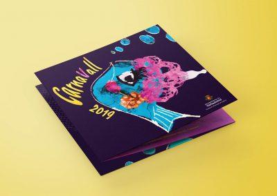 Campaña de publicidad – Carnavall 2019