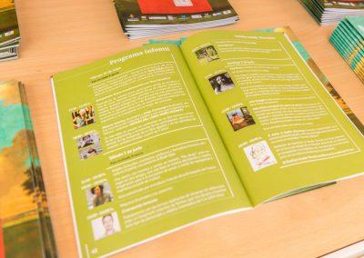 """Programa 5 - Diseño editorial - Maquetación de los soportes """"Feria del Libro de Valladolid 2019"""""""