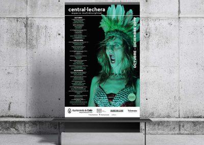 Campaña publicitaria – Sala Central Lechera (Octubre – Diciembre 2019)