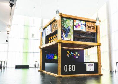 Q-BO – Centro de dinamización enogastrónomico (Villa del prado – Valladolid)