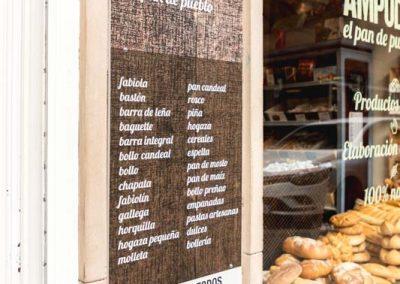 Diseño de interiores - Despacho Calle San Ignacio (Panadería Gómez Ampudia) - 2