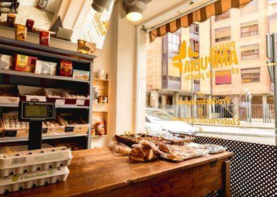 Diseño de interiores - Despacho Calle San Ignacio (Panadería Gómez Ampudia) - 8