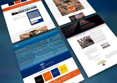 Diseño de pagina web – Las Salinas de Pozo Izquierdo