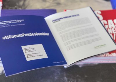 Programas 12 - Campaña de publicidad - LAVA Temporada 2019/2020